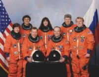 STS- 91 Official NASA Crew Portrait